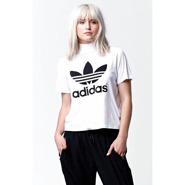Adidas Berlin High Neck Short Sleeve T