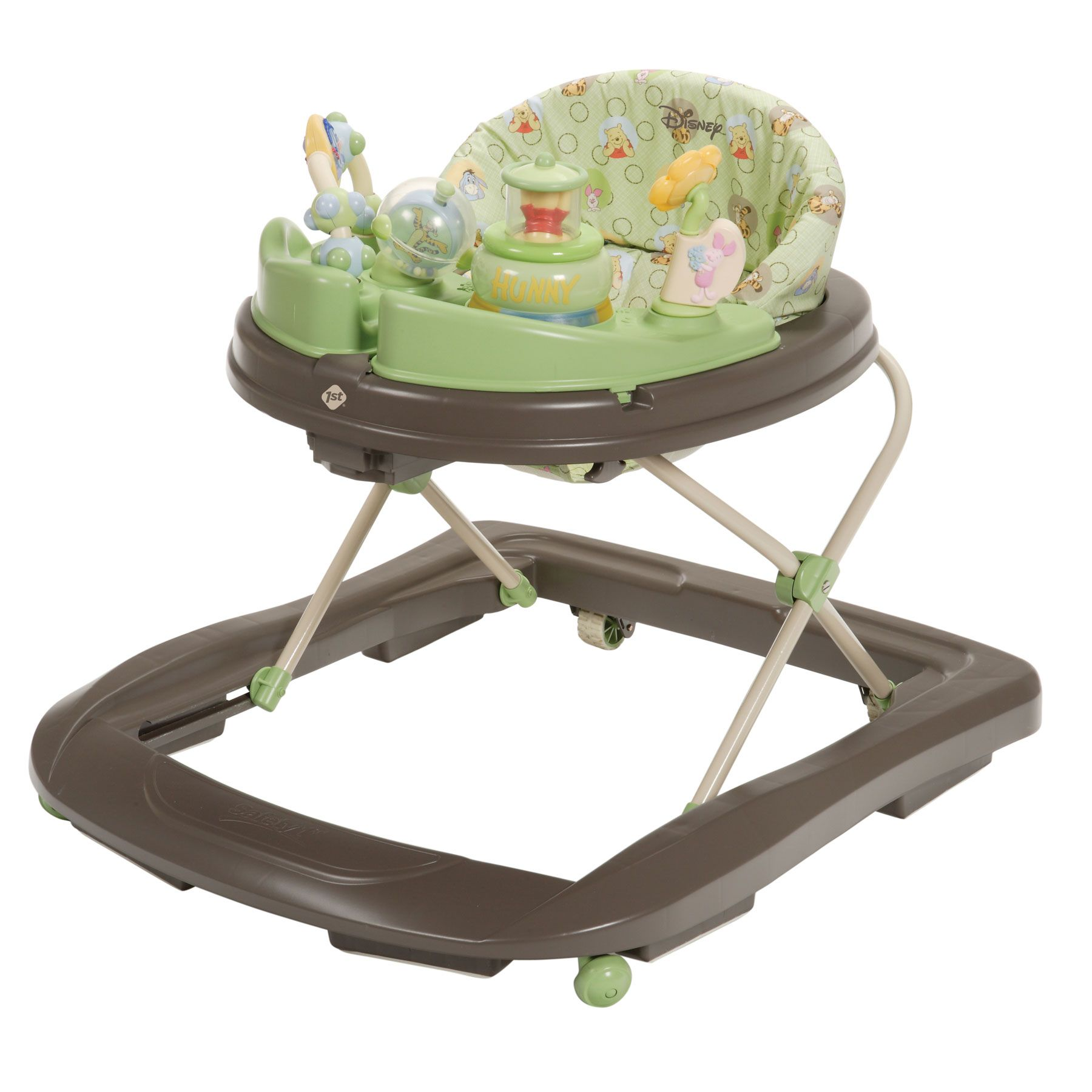 Pooh Bubbles Music & Lights™ Walker from Safety 1st