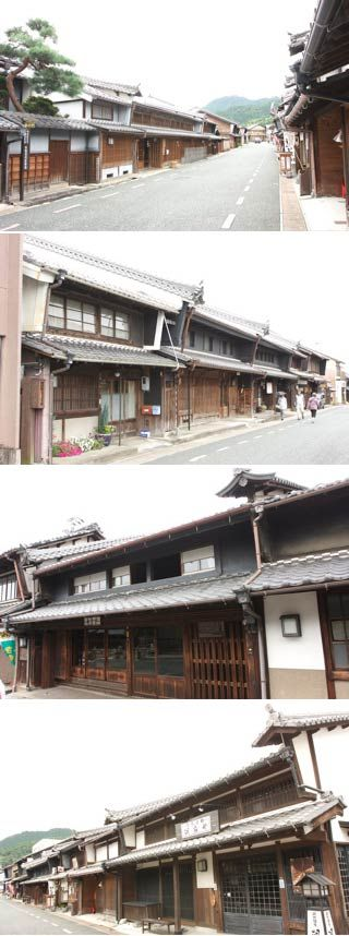 historical houses in Japan