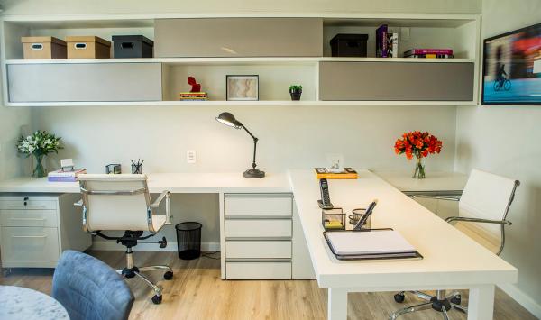 Piccolo Ufficio In Casa : Escritorio de empresa assim eu gosto casas