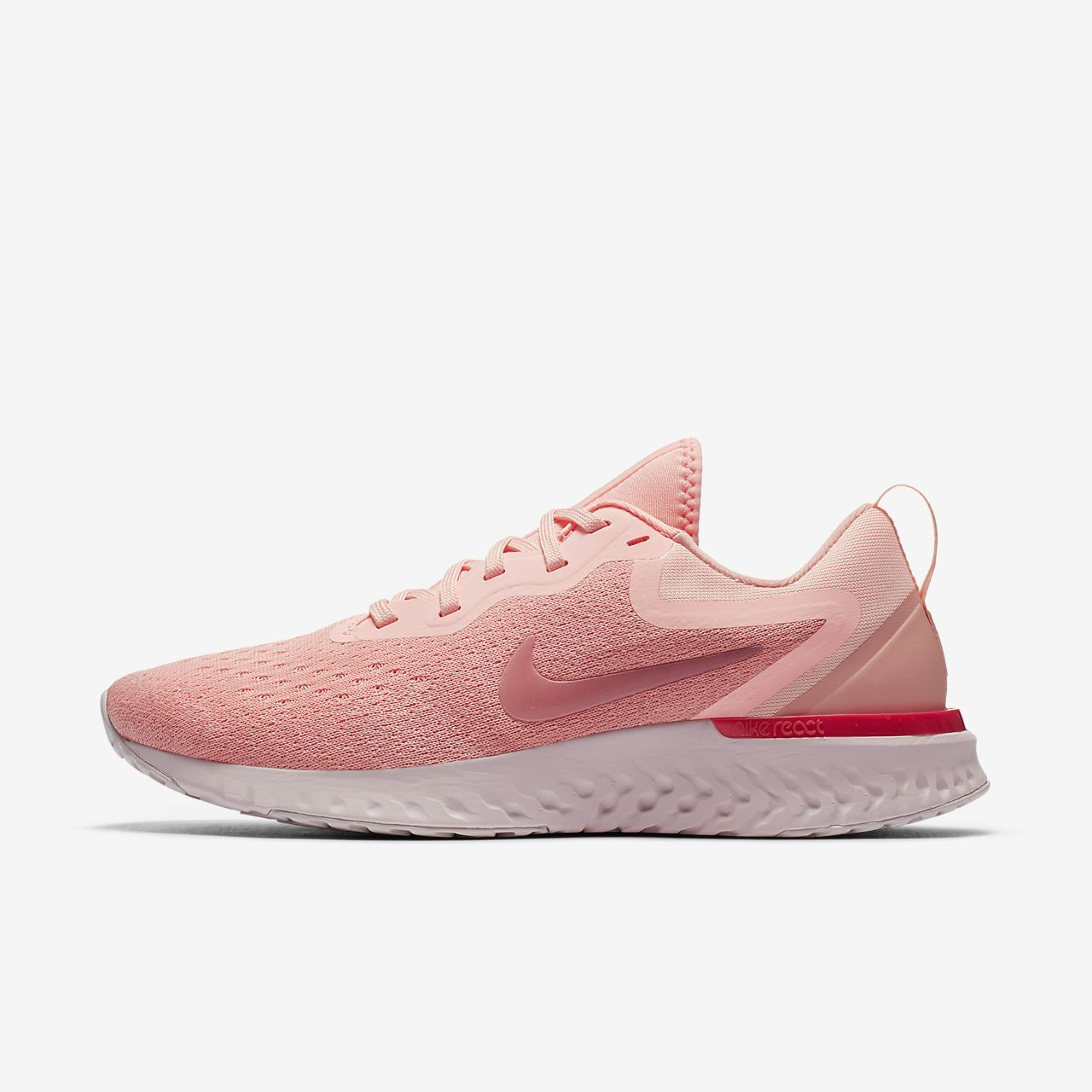 88da41391b5a4 Nike Odyssey React - Oracle Pink Coral Stardust Tropical Pink Pink Tint