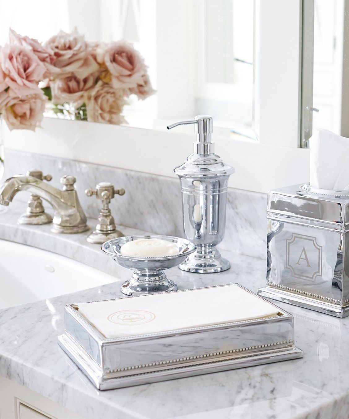 Labrazel Miraflores Bathroom Collection Frontgate Bathroom