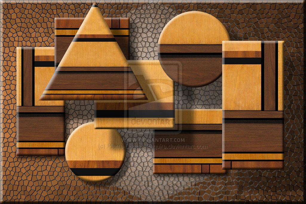 3D Abstract Furniture By Pierre Dumas Esquire On DeviantART