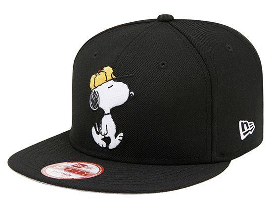 23f049c8ec3 Snoopy Snapback Cap by PEANUTS x NEW ERA