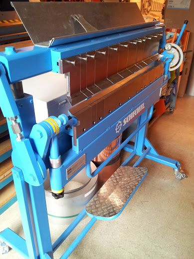 Pin En Blacksmith Folding Machine