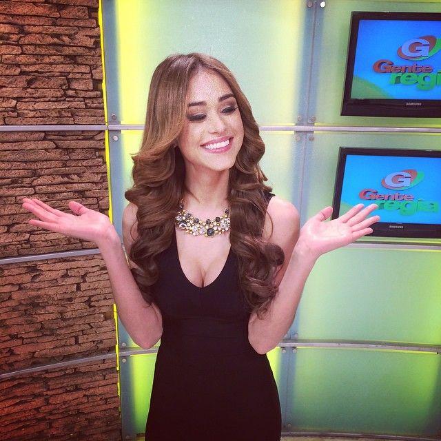 Monterrey mexico weather girl