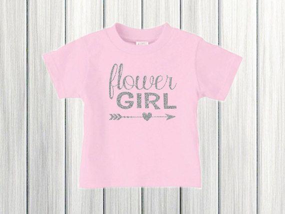 68f299fe0d9 Flower Girl Shirt Flower Girl Gift Petal Patrol Shirt Flower Girl ...