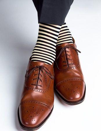 Men's Funky Socks   Patyrns