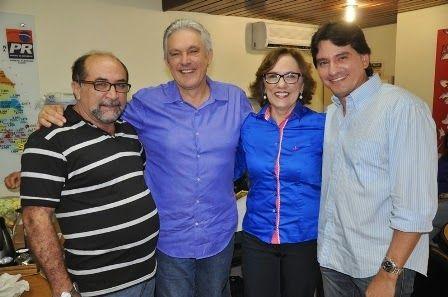 RN POLITICA EM DIA: PARTIDO DA REPÚBLICA HOMOLOGA CINCO CANDIDATURAS D...