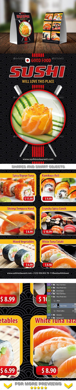 sushi tent