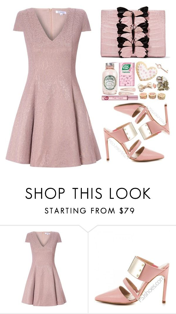 """""""Fsjshoes"""" by simona-altobelli ❤ liked on Polyvore featuring True Decadence, Nancy Gonzalez and fsjshoes"""