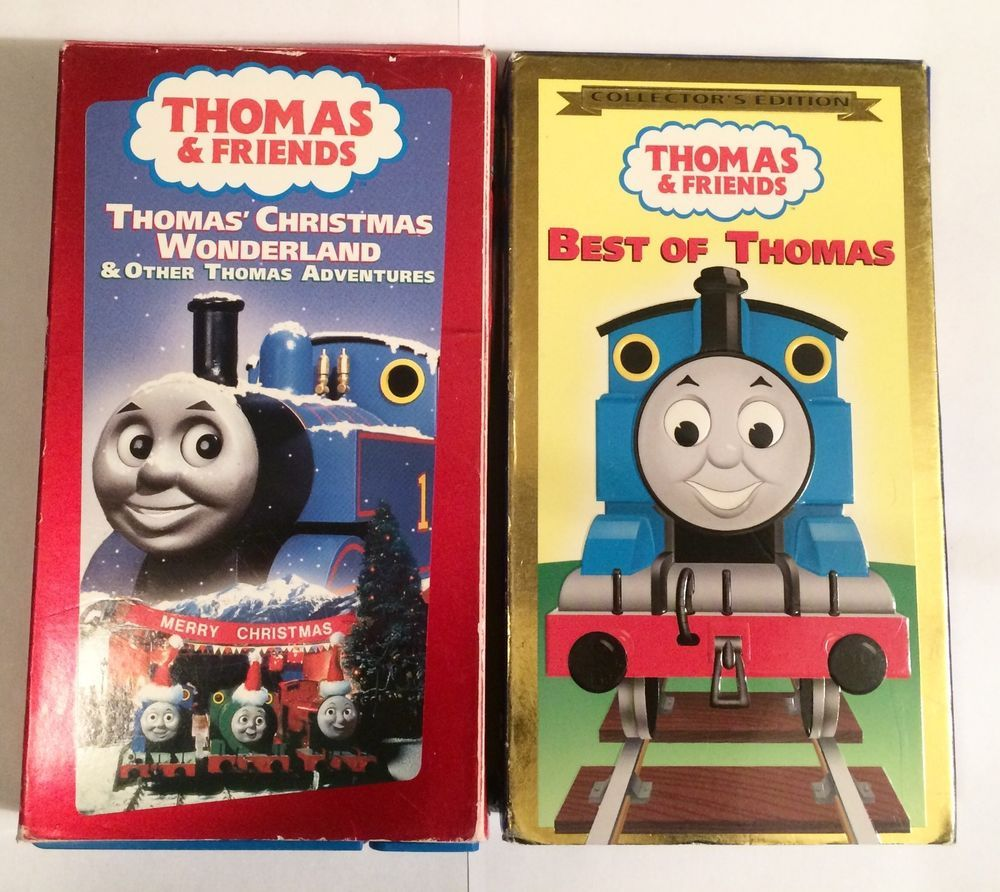 Thomas Christmas Wonderland Vhs.Details About Lot Of 2 Vhs Tapes Nightmare Before Christmas