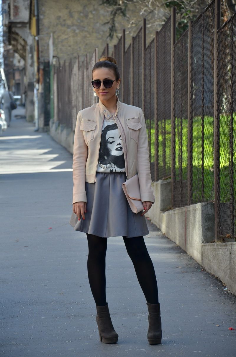 I Bought This Outfit It Looks Amazing On: 26 Amazing Grey Fall Looks