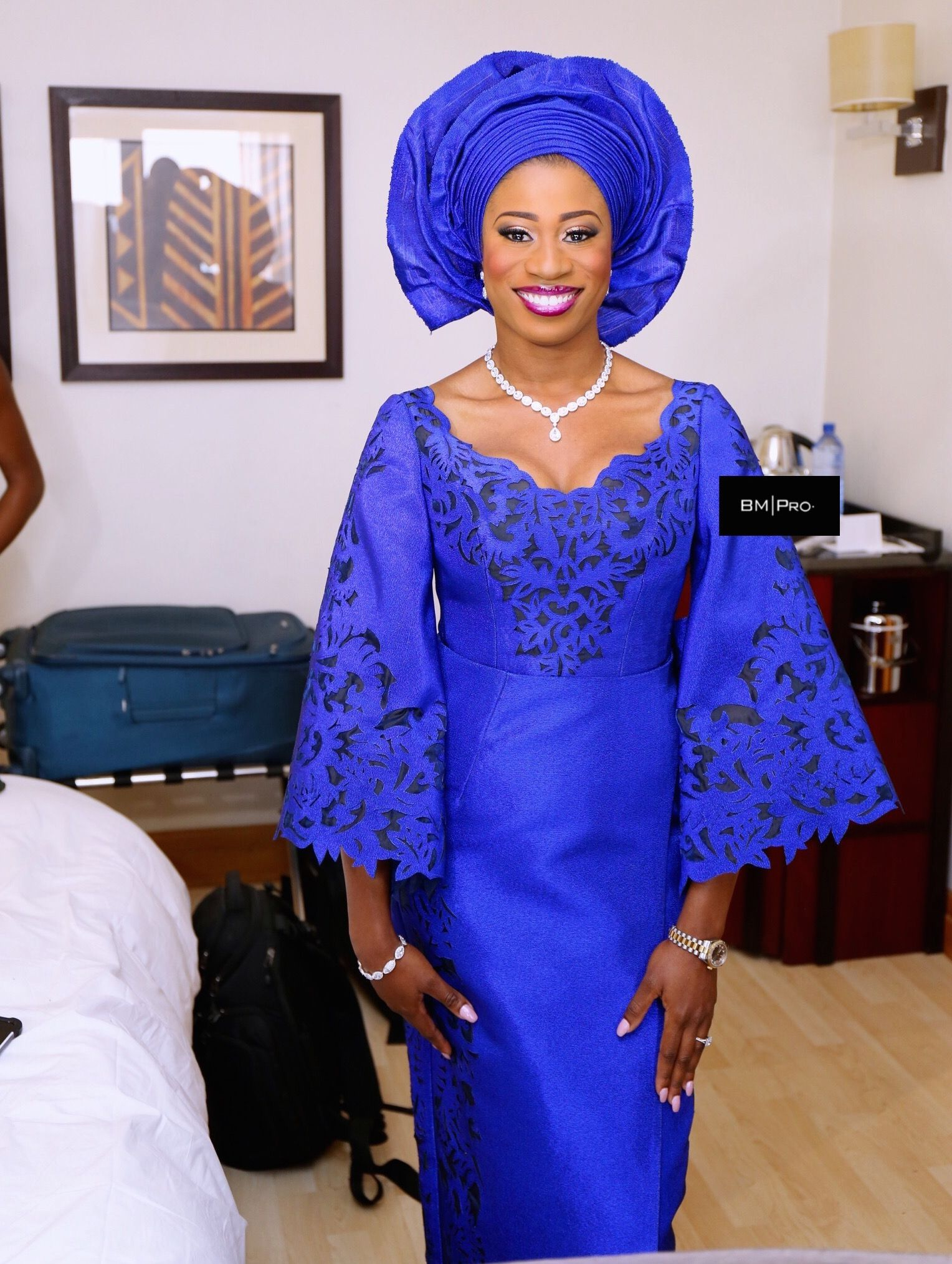 Traditional nigerian wedding dresses   Pretty Perfect Traditional Nigerian Brides  Traditional swag