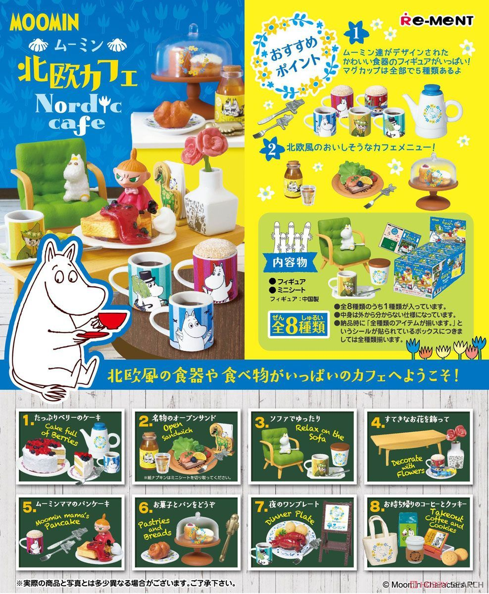 Pin by AngelAJPwny on Figurines & Collectibles Moomin
