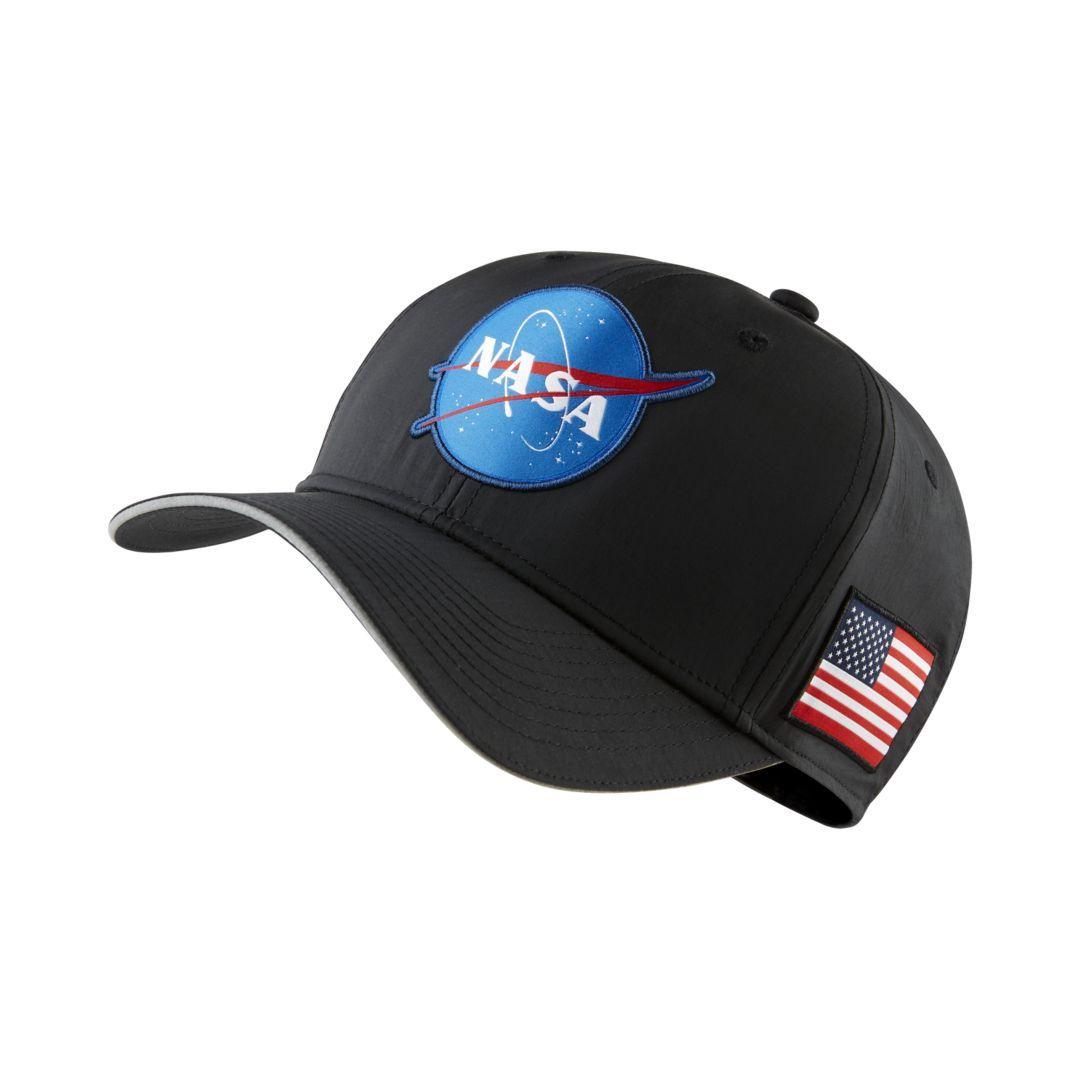 1d1d199a5ba8d PG NASA Basketball Hat Size ONE SIZE (Black)