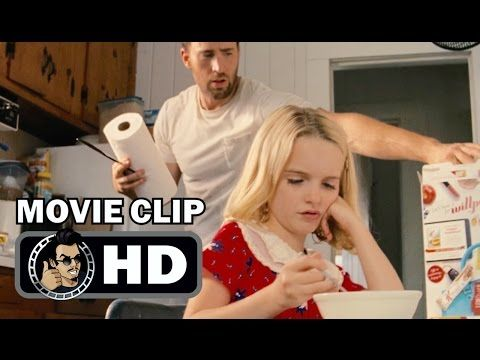 GIFTED Movie Clip - Special Breakfast (2017) Chris Evans