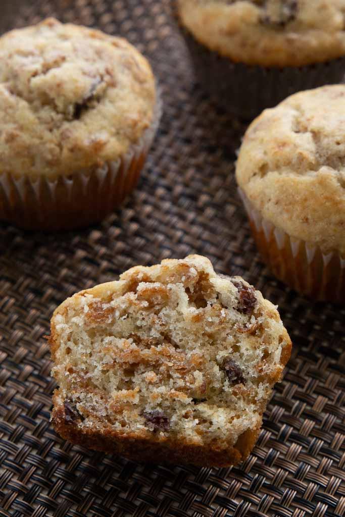 Raisin Bran Muffin Recipe Recipe Muffin Recipes Breakfast Muffin Recipes Bran Muffins
