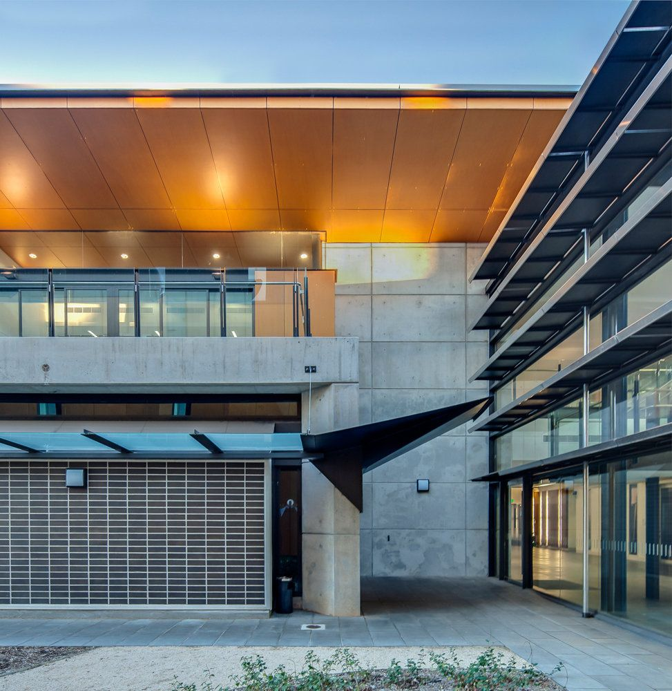Adelaide Studios By Grieve Gillett Andersen Architects