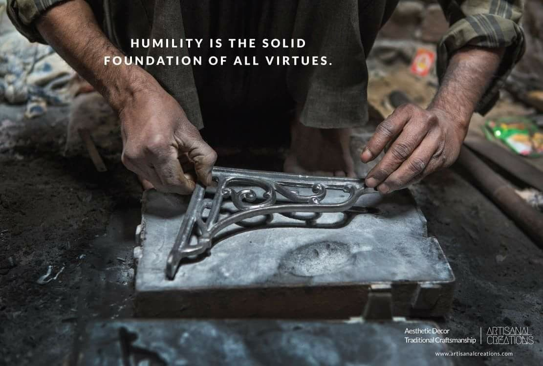 Laying the foundation for great things. #howitsmade #AestheticDecorTraditionalCraftsmanship