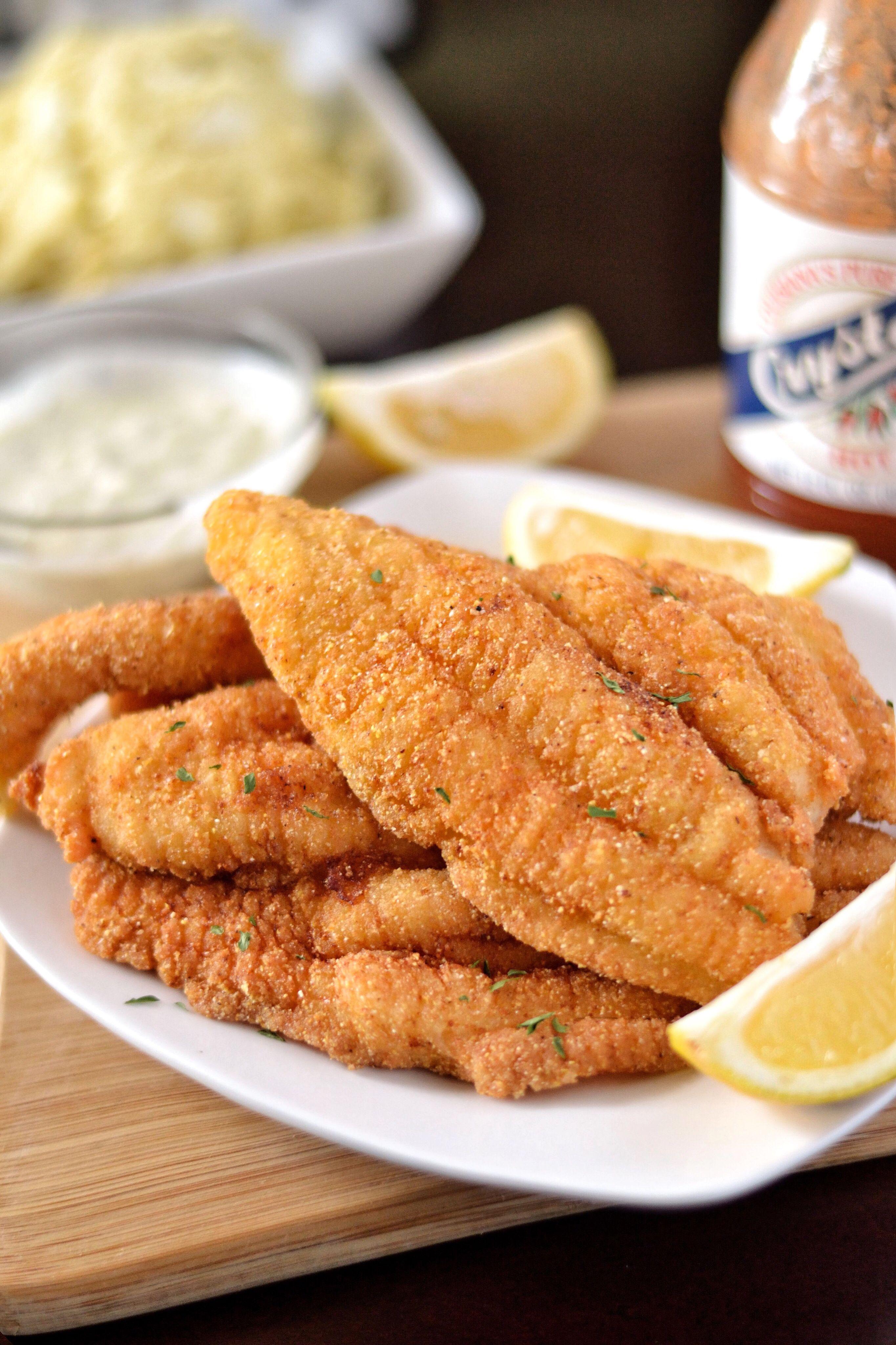 Photo of Southern Fried Catfish Recipe!