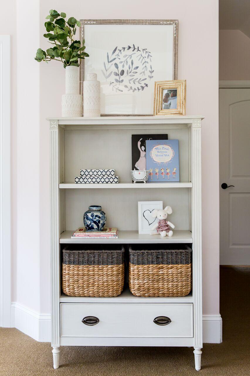 elegant girls bedroom. Foothill Drive Project: Kids' Rooms