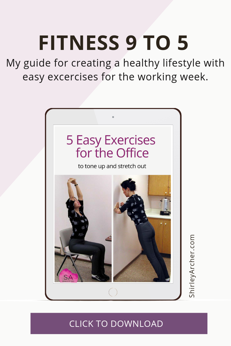 Have you no time to workout but know you want to do more for your health? Squeeze in an office exerc...