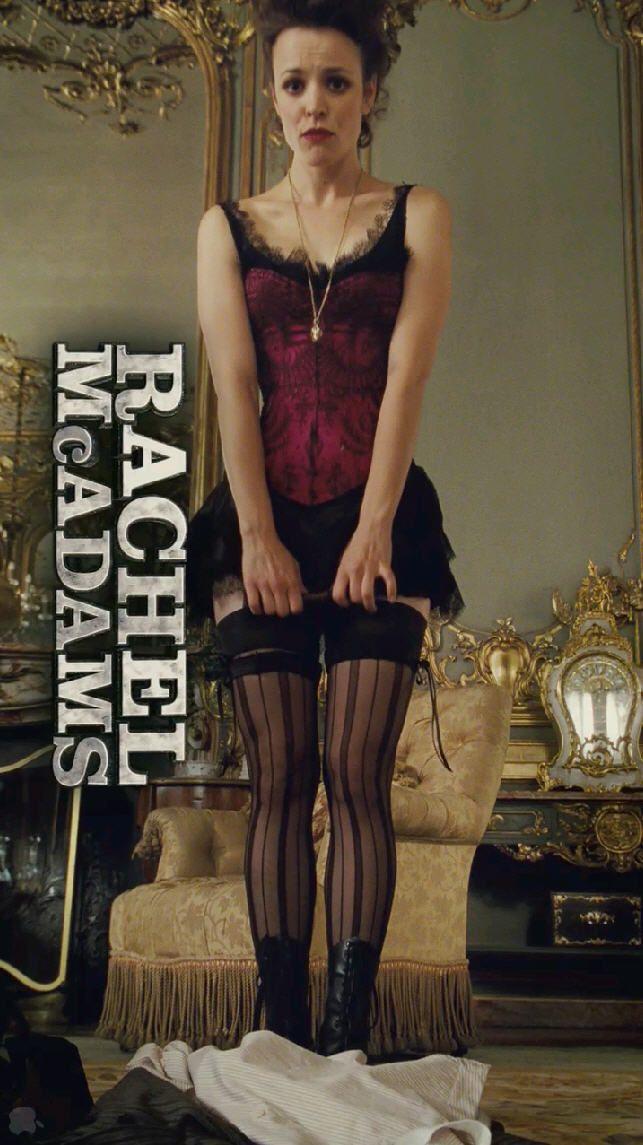 Rachel McAdams | Celebrities In Lingerie