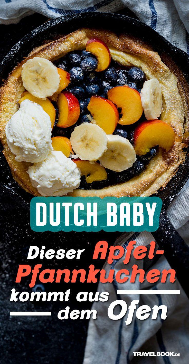 rezept dutch baby der pfannkuchen aus dem ofen