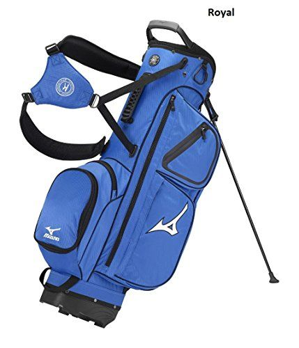 Uk Golf Gear Mizuno Elite Stand Bag