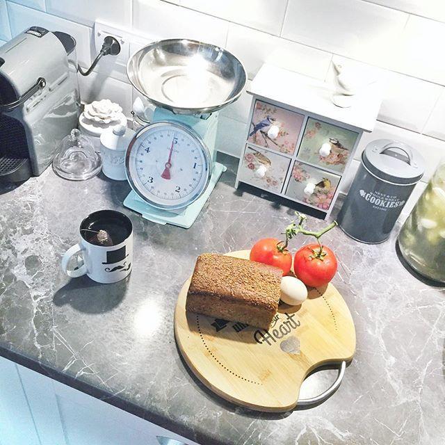 Magda Mirkowicz On Instagram Na Sniadanie Jajecznica Z Pomidorami Yummy Breakfast Eggs Tomatoes Kitchen Morning Tea Mor Yummy Food Breakfast