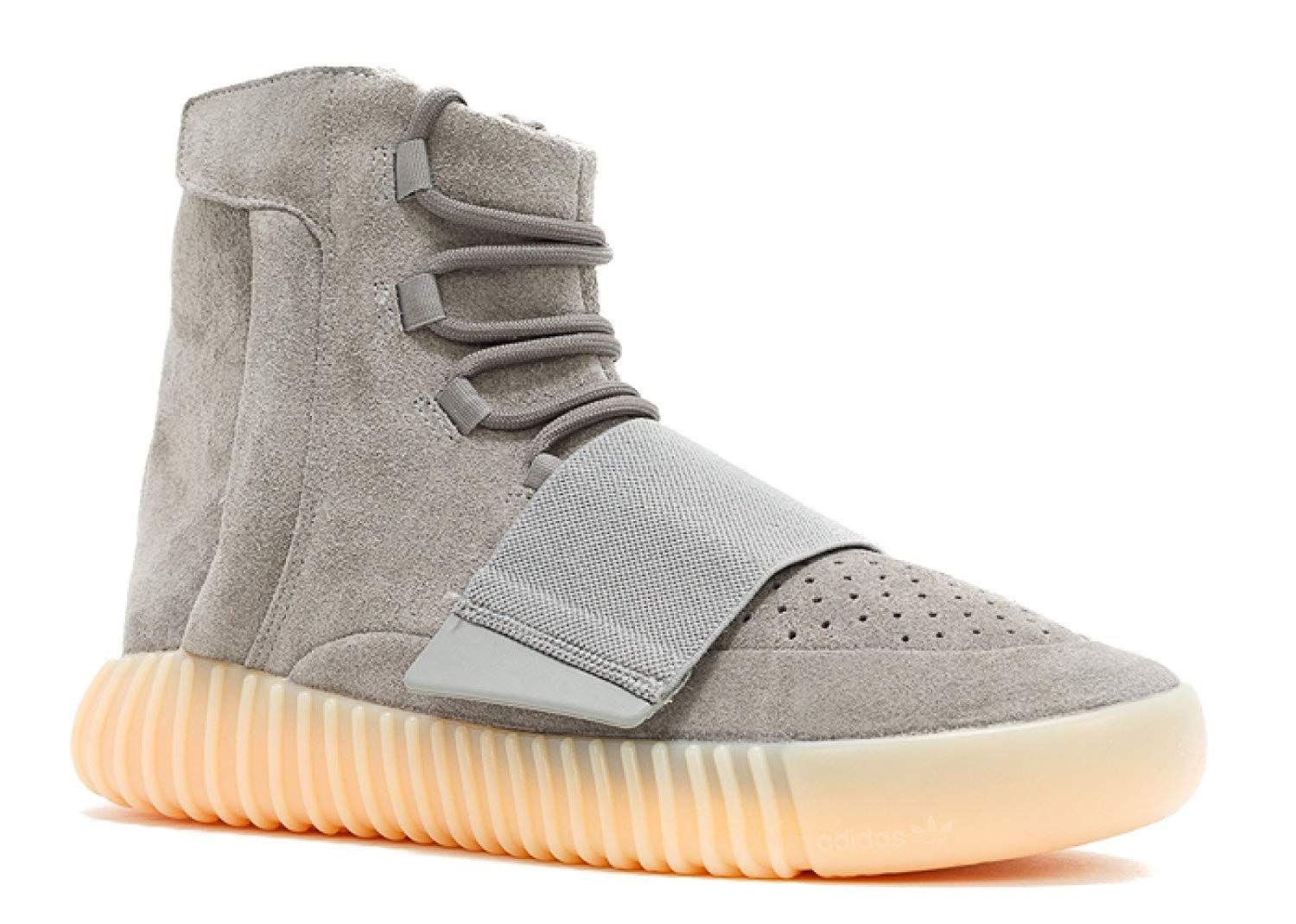 f2b0c4c63d8a6 Yeezy Boost 750 Grey with Gum sole