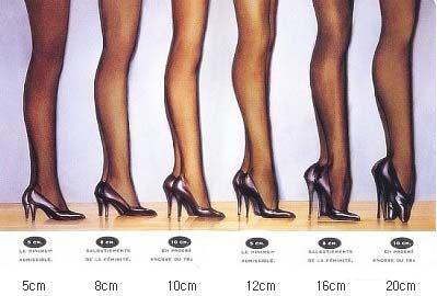 louboutin femme 8 cm