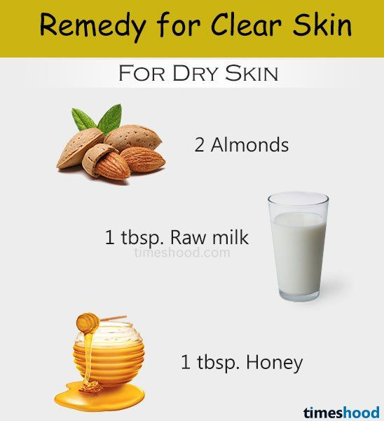 home remedies for clear skin overnight