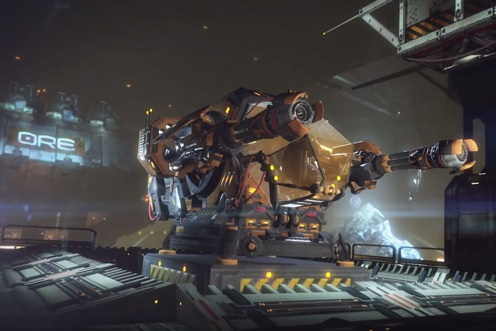 Watch the Trailer for VR Space Shooter 'Gunjack' | News/Articles