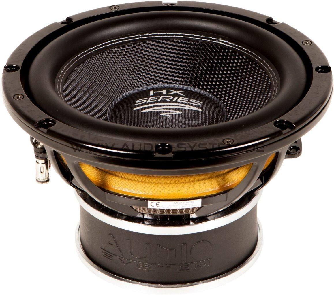 Audio system hx 10 sq subwoofer im autoradio shop von autoradioland unter http