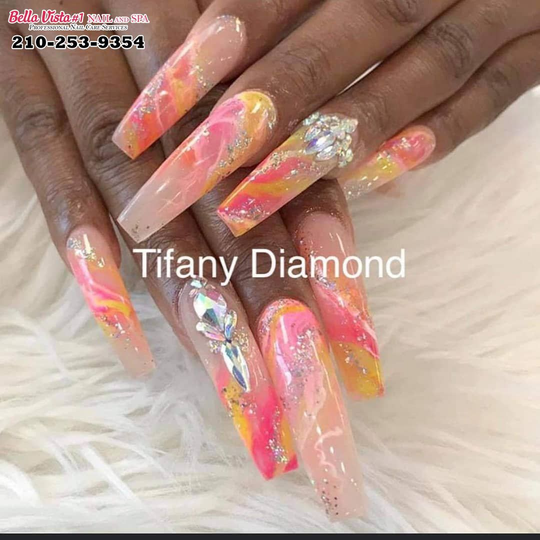 Nothing Can Improve Your Mood Like A New Manicure In 2021 Nail Spa Dream Nails Manicure