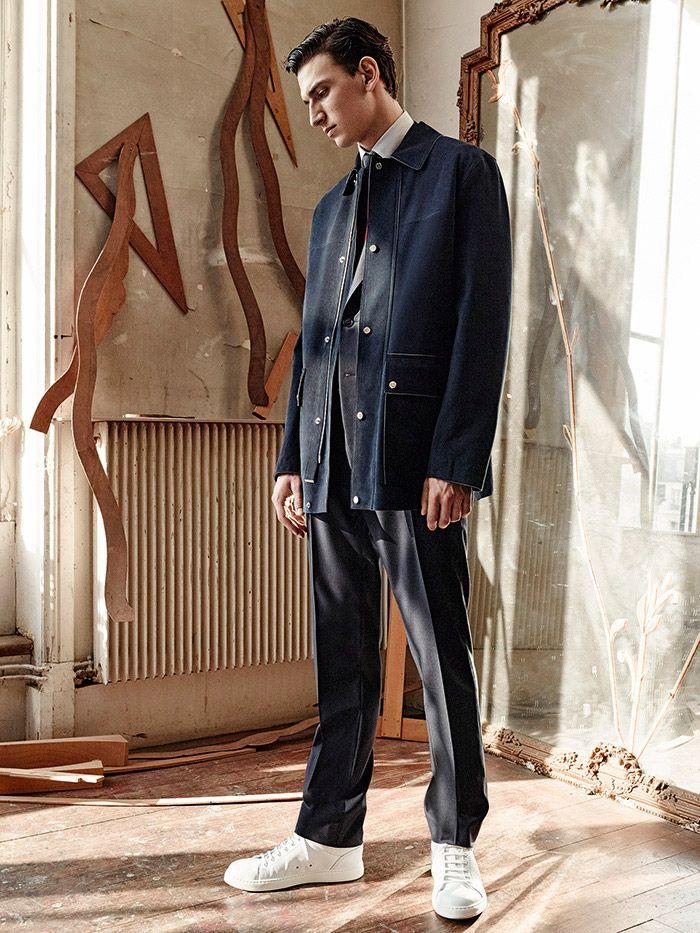 58288ece0999 Dior Homme Spring Summer 2016 Primavera Verano -  Menswear  Trends   Tendencias  Moda Hombre - F.Y!