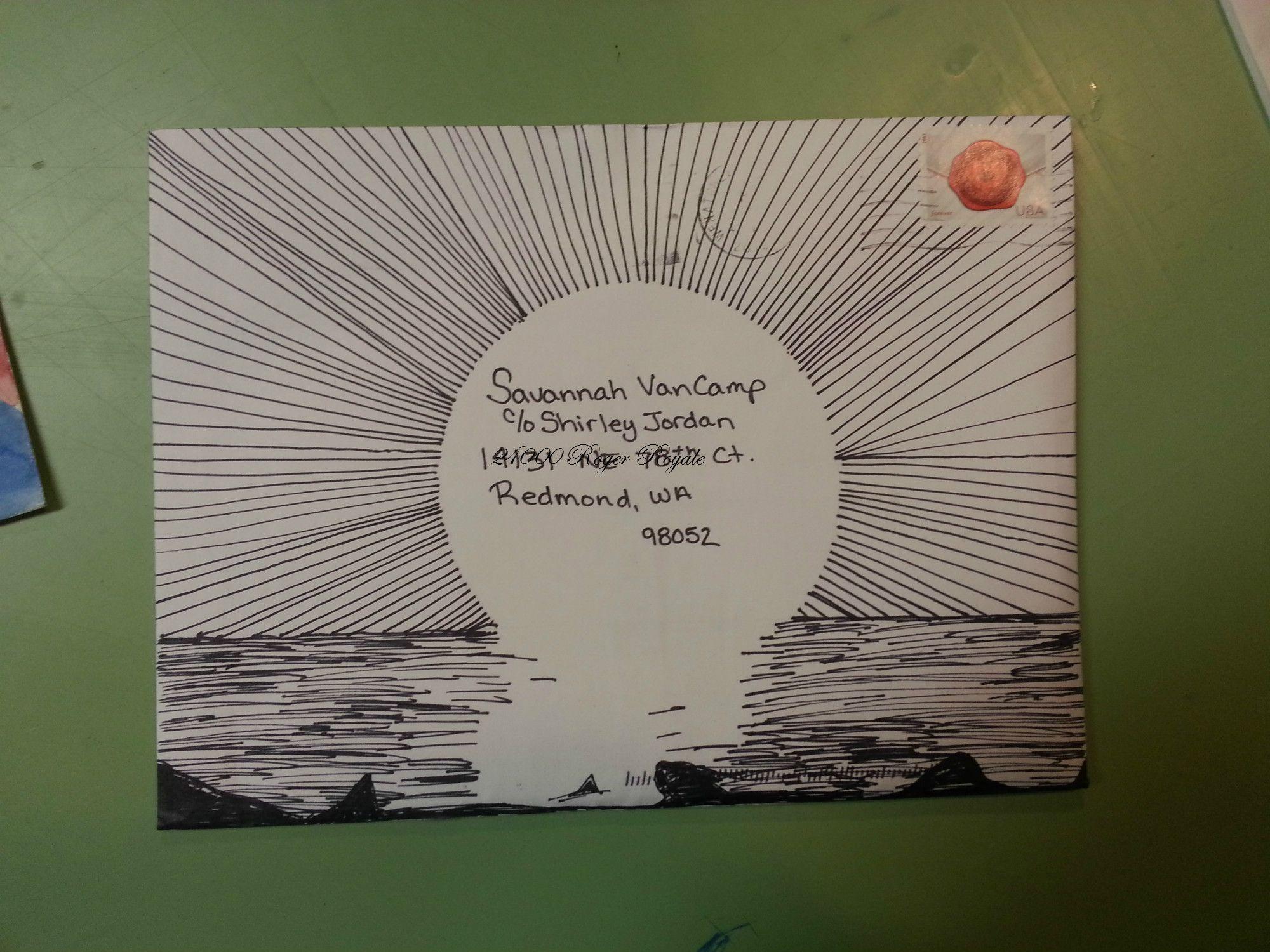 25 best mail art envelopes ideas on pinterest envelope art