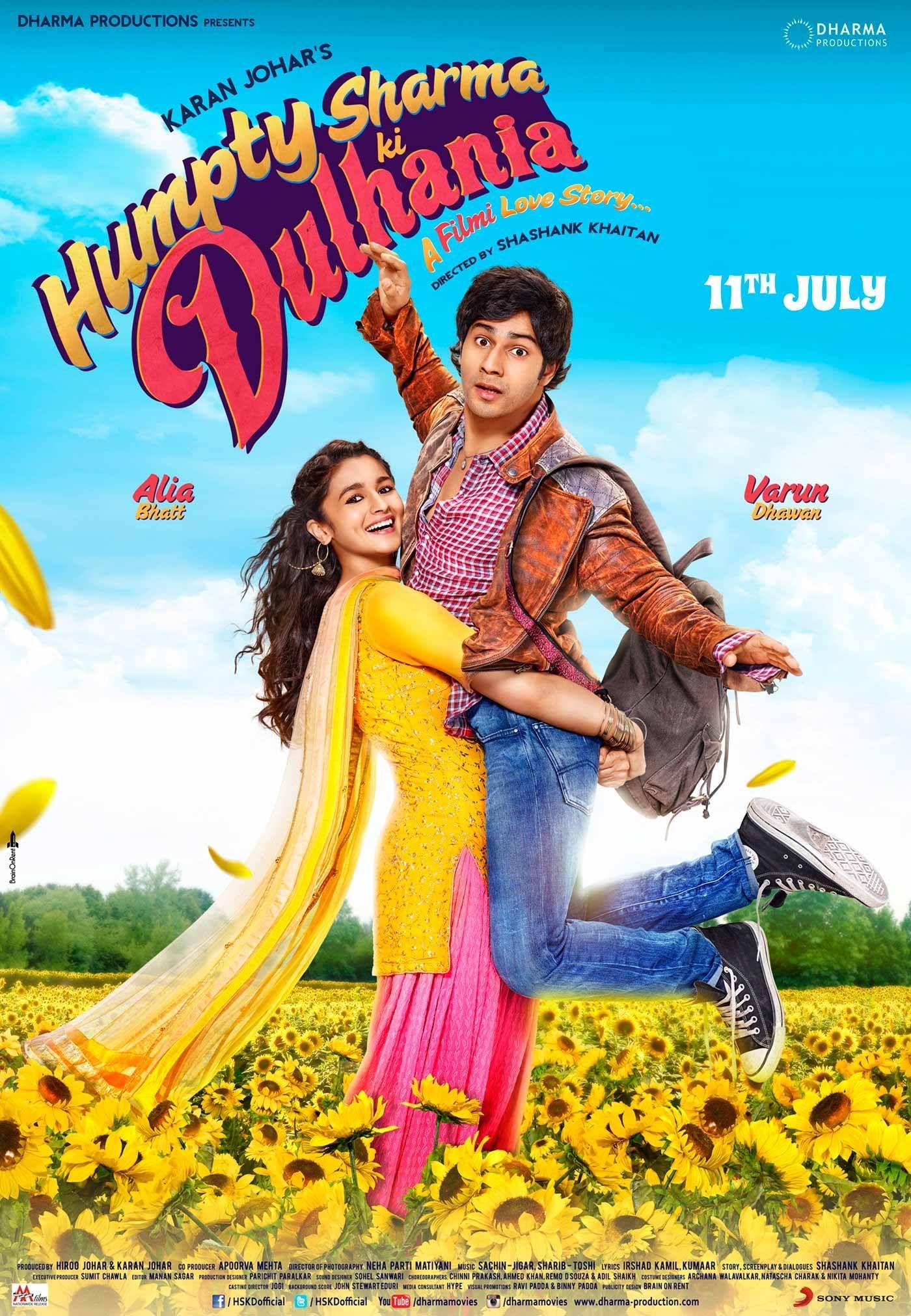 Humpty Sharma Ki Dulhania (2014) Hindi movie song