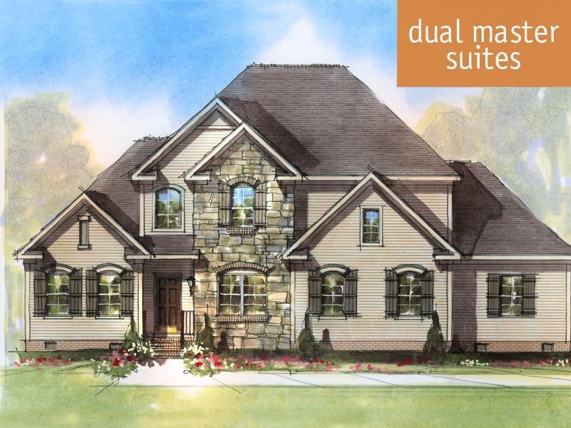 Schumacher Homes Floorplans Riverside Dual Master Suite Series