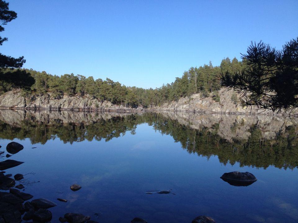 Beautiful nature - Forsvik, Sweden
