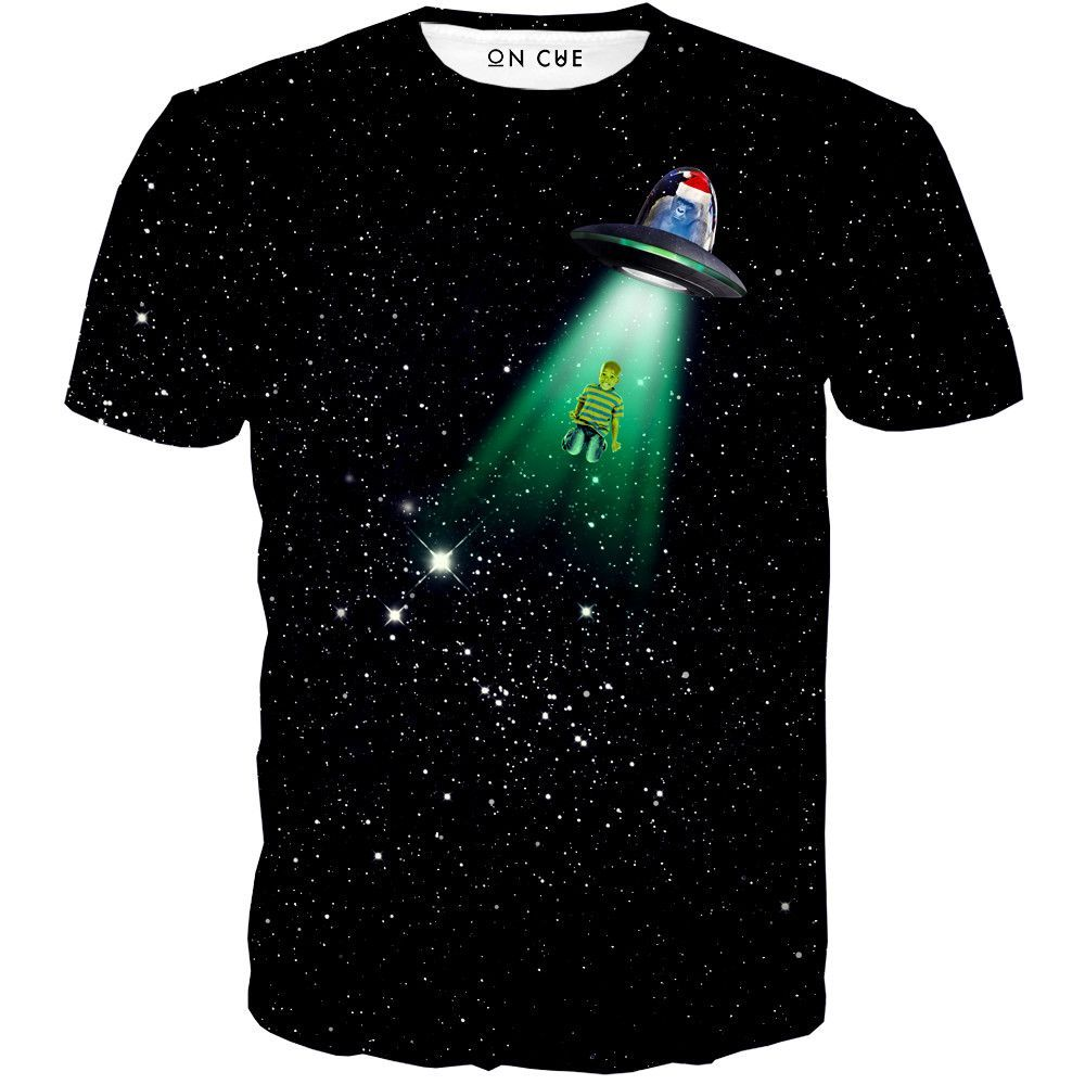 Harambe Abduction T-Shirt