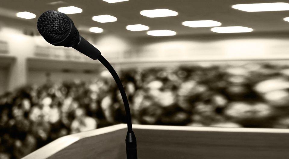 Public Speaker, Media Training & Performance Coach By