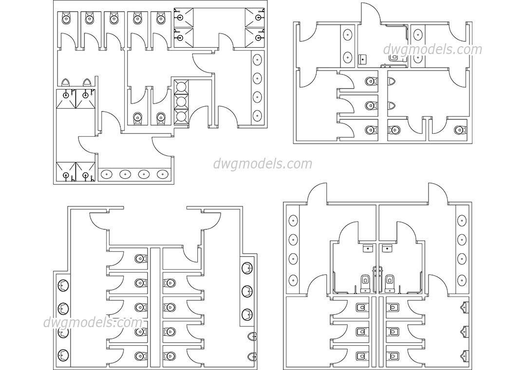 Panneau Salle De Bain Imitation Bois ~  Pingl Par Air Casestudy Sur F Plan Public Wc Restroom Pinterest