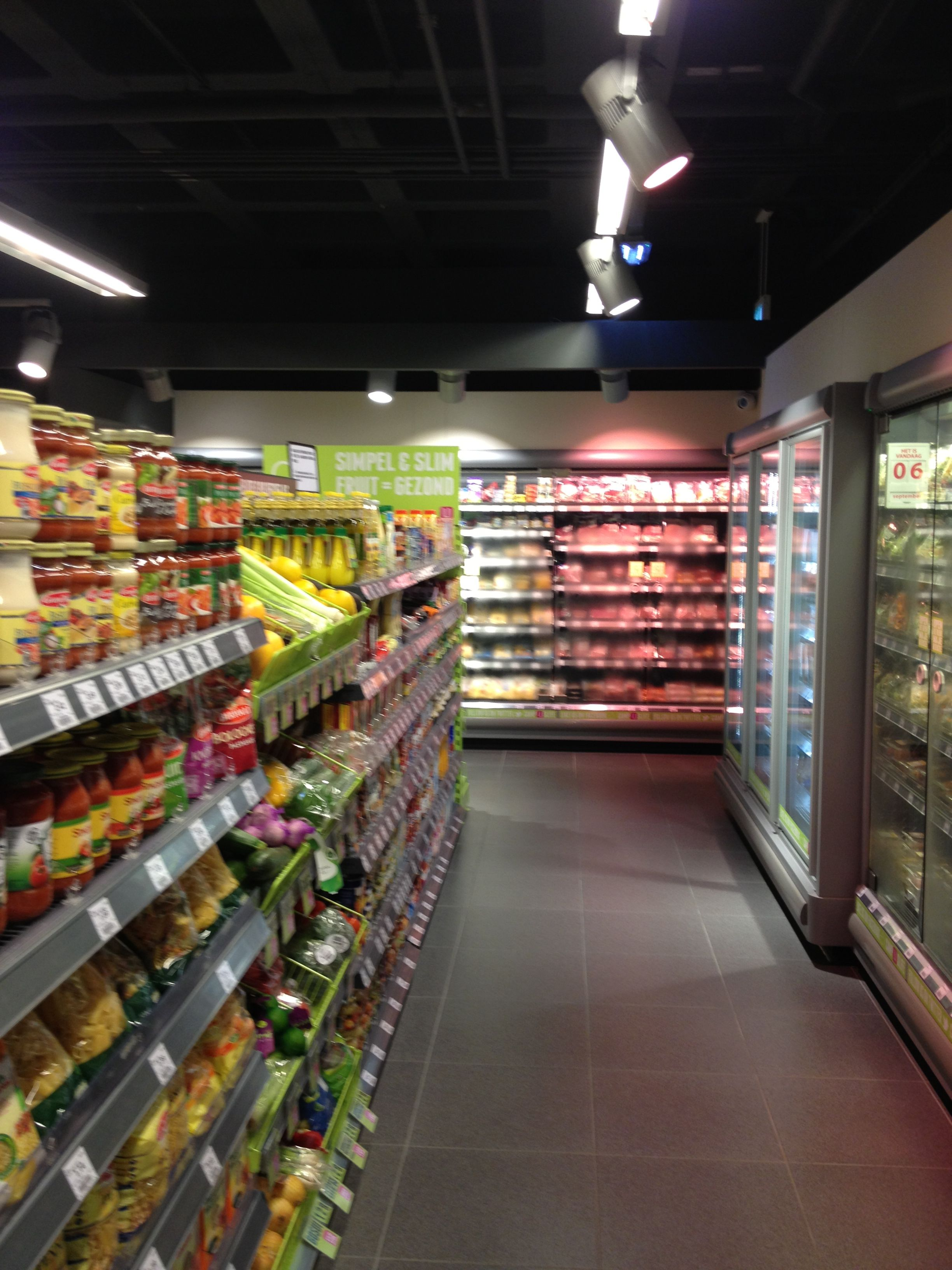 Tell us about supermarkets SPAR Whose they are. And where they are in Russia