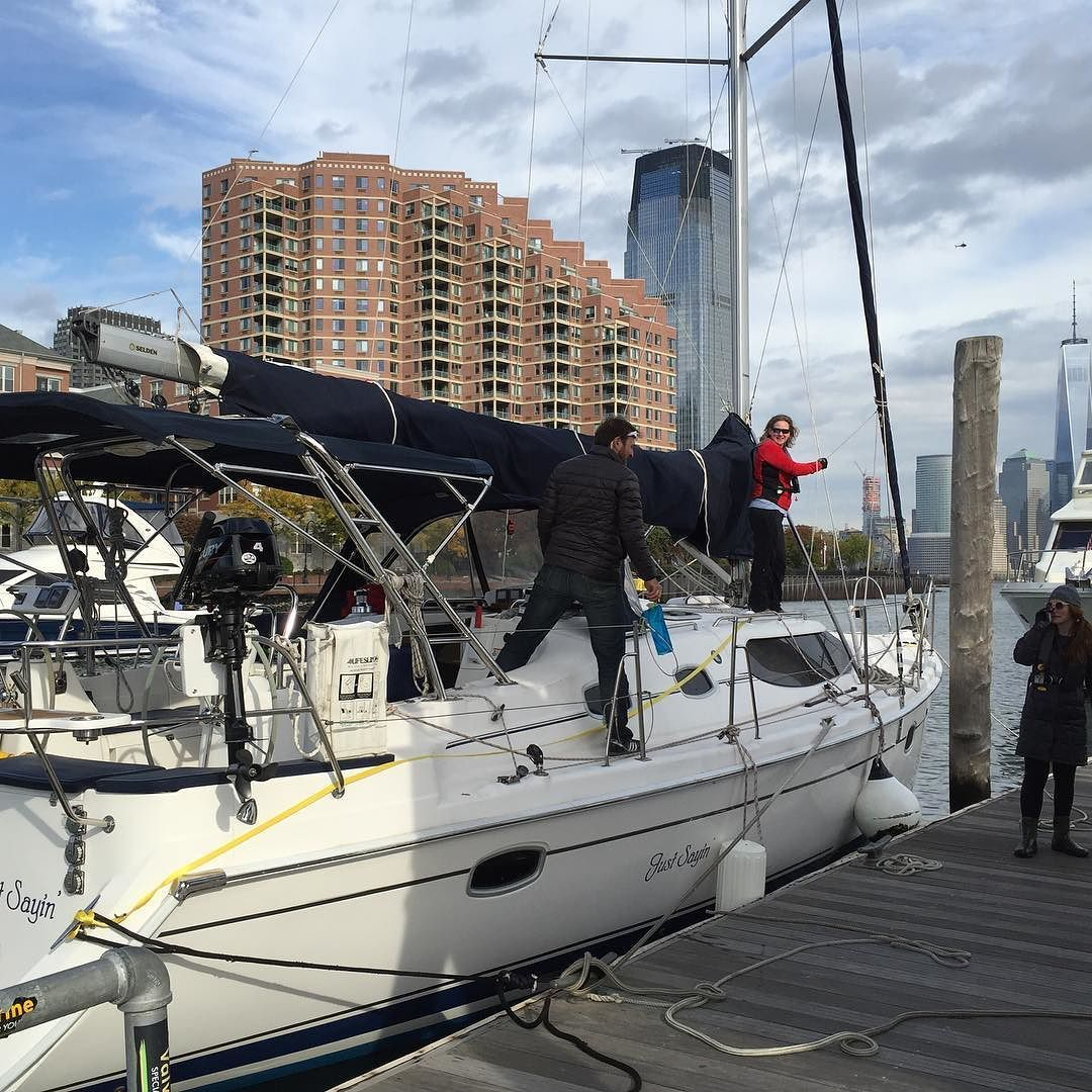 #sail #sailing #sailor #yacht #sailboat #seascape #ocean #sailinstagram #theyachtweek #willworkforboat #justsayin' by windonmycheek