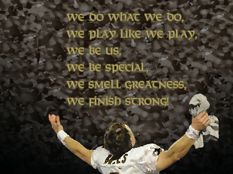 drew brees quotes from book Finish Strong Wallpaper