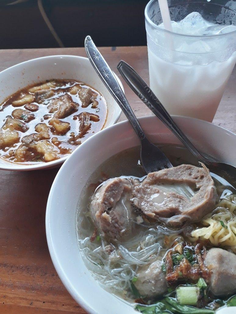 Bakso Boedjangan Makanan Dan Minuman Ide Makanan Makanan