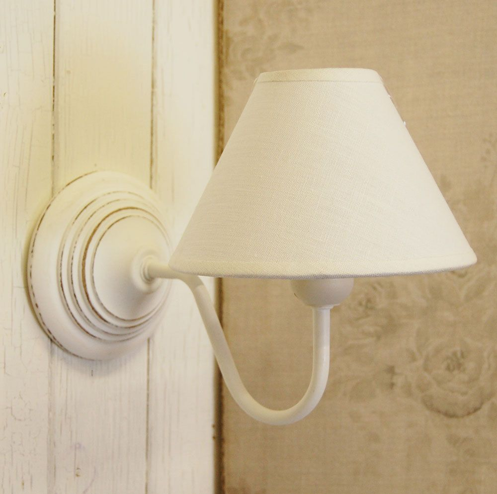 Lovely french style design wall light fitting complete with simple
